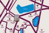 Cho thuê sàn TM Hong Kong Tower, Đống Đa. Diện tích 700m2 làm trường mầm non, nhà trẻ, 0966675271