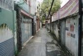 Bán nhà hẻm 3m Hồng Lạc, P. 14, Q. Tân Bình. DT 4.15x16m, nở hậu 4.18m