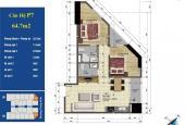 Cần bán căn 68m2, tòa V2 chung cư Home City tầng đẹp giá rẻ 16/1/2018. 0903.279.587