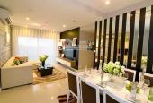 Cho thuê căn hộ RiverPark lầu cao, view sông, 3pn, đủ nội thất. Giá tốt: 34tr/tháng