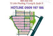 Chính chủ cần bán lô đất dự án Hưng Phú 1, quận 9, LH: 0909 197 186 Mr Trường