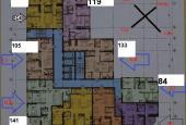 Cần bán căn hộ chung cư SME Hoàng Gia tầng 16C8. DT 133m2, giá 16.5tr/m2(bao phí), LH 0983.625.633
