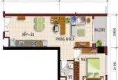 Bán căn hộ chung cư Khang Gia Tân Hương (Lucky Apartment), Tân Phú, diện tích 56m2, giá 1,2 tỷ