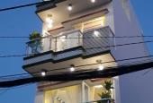 Nhà phố Dương Cát Lợi, Nhà Bè, 3 tầng 4x15m, tặng toàn bộ nội thất, xe hơi vào tận nhà