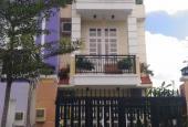 Nhà gần chợ Bình Triệu, Thủ Đức đúc 3 tầng, sân thượng, có sân để xe hơi 7 chỗ