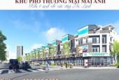 Bán nhà phố 1 trệt, 3 lầu, MT Tỉnh lộ 787 (đối diện chợ trung tâm huyện Trảng Bàng)