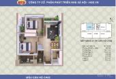 Bán căn 2 phòng ngủ, 76.15 m2 tại chung cư A1CT2 Linh Đàm tầng. Giá rẻ