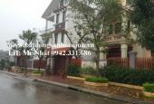 Cần bán lô đất nằm tại khu biệt thự Hoàng Long, TP. Bắc Ninh