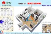 Bán chung cư 2PN dự án thương mại Mipec Hà Đông giá gốc chủ đầu tư