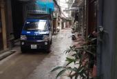 Bán nhà gần 651 Minh Khai, Thanh Lương 48m2 xây 4 tầng, giá 3.6 tỷ, ô tô đỗ cửa