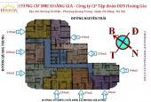 Nhung chủ căn hộ CC SME Hoàng Gia cần bán gấp tầng 15C4, DT 133m2, giá 16tr/m2 0936971228
