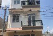 Bán nhà mới đẹp, hẻm 6m, ngay trung tâm thị trấn Nhà Bè, DT 5,4x10m, 3 tầng. Giá 2,45 tỷ