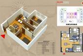 Vợ chồng tôi cần bán căn hộ 63m2 chung cư Helios 75 Tam Trinh, giá 23 triệu/m2