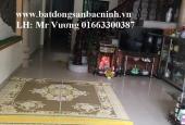Cho thuê nhà tầng 1 tại đường Bình Than, TP. Bắc Ninh