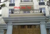 Cần bán biệt thự víp Yên Hòa, Cầu Giấy diện tích 300m2 hoàn thiện