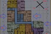 CC giao bán căn hộ 15C1 chung cư SME Hoàng Gia, DT 119m2, giá 14tr/m2. LH trực tiếp: 0936389629