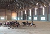 Cho thuê kho xưởng, khu công nghiệp, Hóc Môn, TP HCM. Diện tích 2.500m2