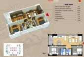 Cần bán gấp căn 2 phòng ngủ Helios 75 Tam Trinh, 70m2, giá 24tr/m2