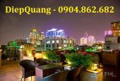 Bán khách sạn 3 sao MT Lê Thánh Tôn, P. Bến Thành, Quận 1