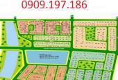Bán nền dự án Kiến Á, DT 10x20m, vị trí đẹp, mặt đường 12m, hướng Tây Bắc, giá 22,5tr/m2