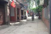 Bán nhà cấp 4 mặt ngõ đường Hoàng Mai, DT 25 m2, MT 4 m, giá 1.66 tỷ. Đào Minh Sơn 0934685658