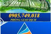 Đất Xanh Miền Trung mở bán 500 SP ngay trung tâm Quận Liên Chiểu. 580 triệu/nền- 0905749018