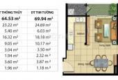 Chính chủ cần bán căn góc ở Jamona City, DT 72m2, Giá: 1.7 tỷ (VAT) TT 1% tháng, T12 nhận nhà!