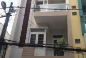 Cho thuê nhà hẻm 6m Trần Hưng Đạo 4m x 12m, trệt, 3 lầu, sân thượng, giá 16 triệu/th