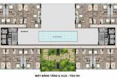 Suất mua trực tiếp hợp đồng nhà ở xã hội Cổ Nhuế 2, Phạm Văn Đồng