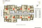 Bán gấp để trả nợ căn nhà tầng 9.02 chung cư 89 Phùng Hưng, Hà Đông, 81.01m2, giá 15tr/m2, có TL
