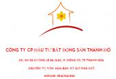 Bán lô đất khu 3 Bình Minh, phường Đông Hương, TP. Thanh Hóa