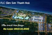 Bán nhà biệt thự, liền kề tại FLC Lux City Sầm Sơn - Thị xã Sầm Sơn- Thanh Hóa