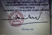 Cần bán gấp khu resort, 2 MT Tỉnh Lộ 702, xã Tri Hải, Ninh Thuận, 5,1 ha, giá 45 tỷ