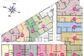 Chính chủ bán căn góc 11, S: 90.98m2 - 3PN dự án Tháp Doanh Nhân. LH: 0976290220