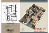 Bán căn 97m2 - 2 PN - 18.2 triệu/m2 - Chung cư cao cấp Victoria Văn Phú - Vào tên hợp đồng