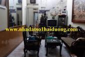 Cần bán nhà 3 tầng ngõ phố Điện Biên Phủ, Hải Dương, giá bán 1 tỷ 750 triệu