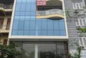 Bán gấp nhà ngõ phố Trần Đăng Ninh, 52m2x6 tầng, MT 5,5m, 12.6 tỷ. LH 0982116686