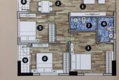 Cần bán căn hộ góc tầng 9 CC Golden City 12