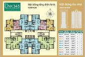 Ciputra Hà Nội - Mở bán tổ hợp căn hộ cao cấp The Link 345 Ciputra Hà Nội. LH: 097.179.1688
