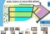 Bán cặp lô đất nền KDC Nguyễn Bình, LH 0908514740