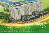 Căn hộ ngay sân golf Tân Sơn Nhất giá chỉ 20 triệu/m2 – LH: 0908187110