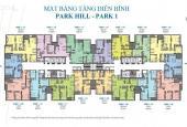 Tôi là Hải, cần bán gấp căn hộ 105.4m2 tầng 18.11 tòa Park 1, full nội thất, giá lỗ 200tr