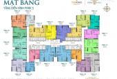 Bán gấp để chuyển chỗ ở, căn góc tầng 19.04 tòa Park 5, DT 101.3m2, giá 3.8 tỷ. LH: 0916 739 409