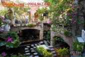 Xuất cảnh bán gấp villa MT đường Tú Xương, Phường 7, Quận 3. DT: 15x32m