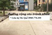 Bán lô đất biệt thự sân vườn Cái Dăm, Hạ Long, Quảng Ninh