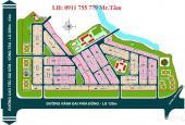 Chu bán đất KDC Địa Ốc 3 - Khang An, DT: 144m2, giá 21.5 tr/m2. Cam kết giá tốt nhất