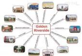 Bán đất nền dự án tại dự án Golden City, Bến Cát, Bình Dương diện tích 100m2 giá 380 triệu