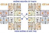 Chính chủ cần bán gấp CC HD Mon City Mỹ Đình, căn góc 1605, DT 67m2, giá 26tr/m2. Lh 0985.752.065