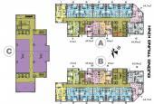 Chính chủ bán chung cư 219 Trung Kính, căn góc 1508, DT 69,99m2, giá 32tr/m2. 0932323326
