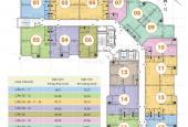 Bán chung cư Nghĩa Đô các căn với diện tích 45m2, 68m2, 75m2, 90m2 giá gốc 25 tr/m2. LH 0969793006